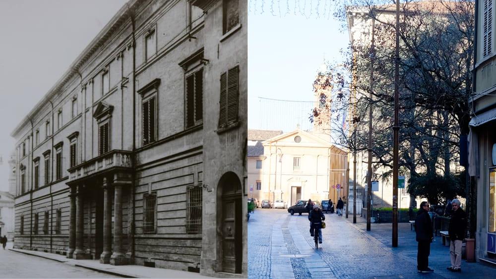 Palazzo Orselli Un Glorioso Edificio Dove Ora Sorge Un