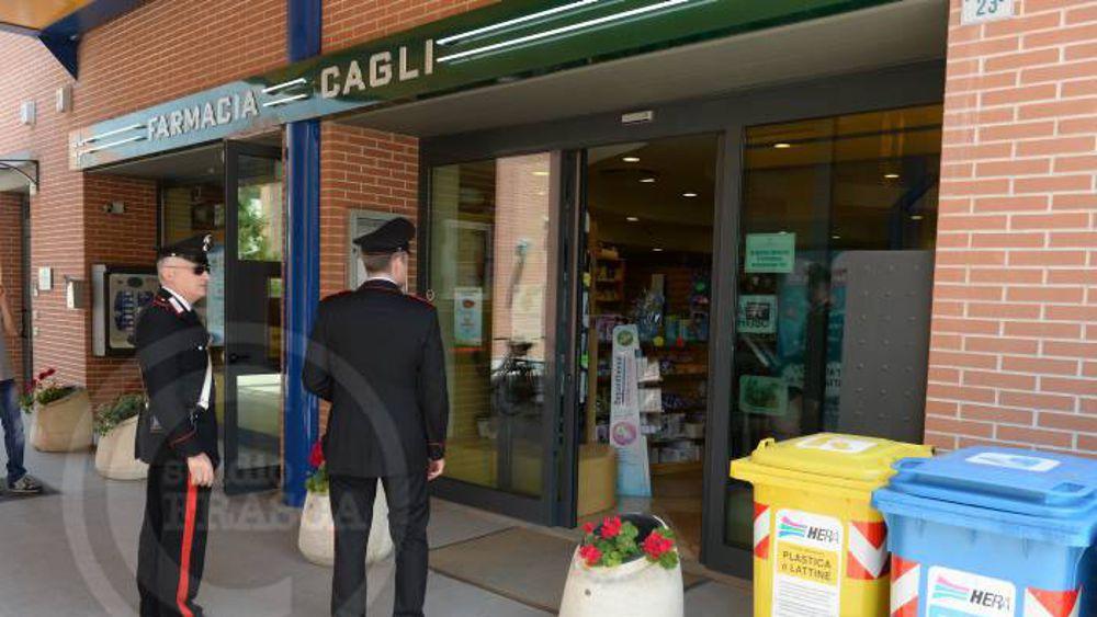 Farmacie nuova rapina in citt il turno della cagli di - Farmacie di turno comune bagno a ripoli ...